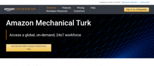 How Much Can You Make With Amazon Mechanical Turk Jobs