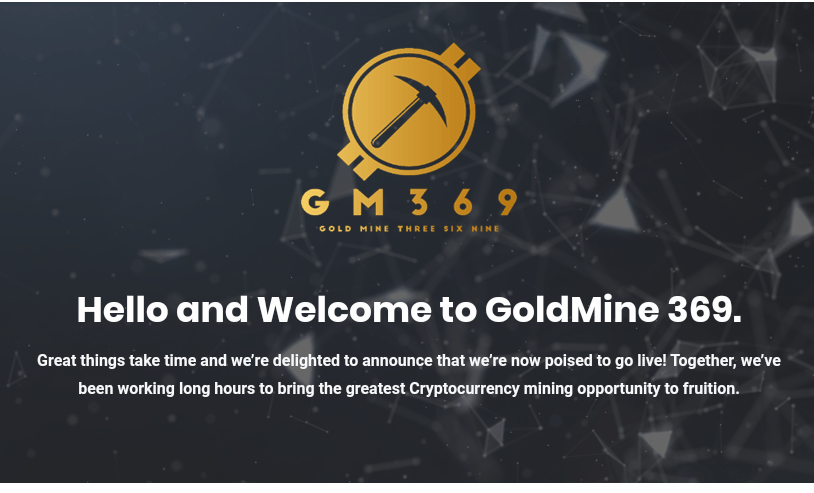 Goldmine369 Review