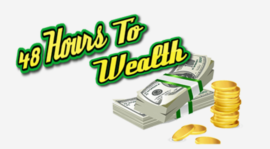 48 Hours To Wealth Logo