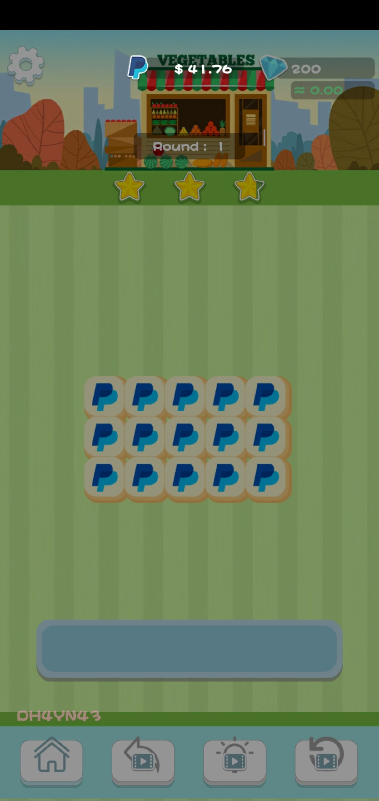 Screenshot Of Tile Time In Game