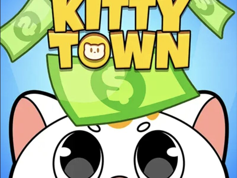Kitty Town app review