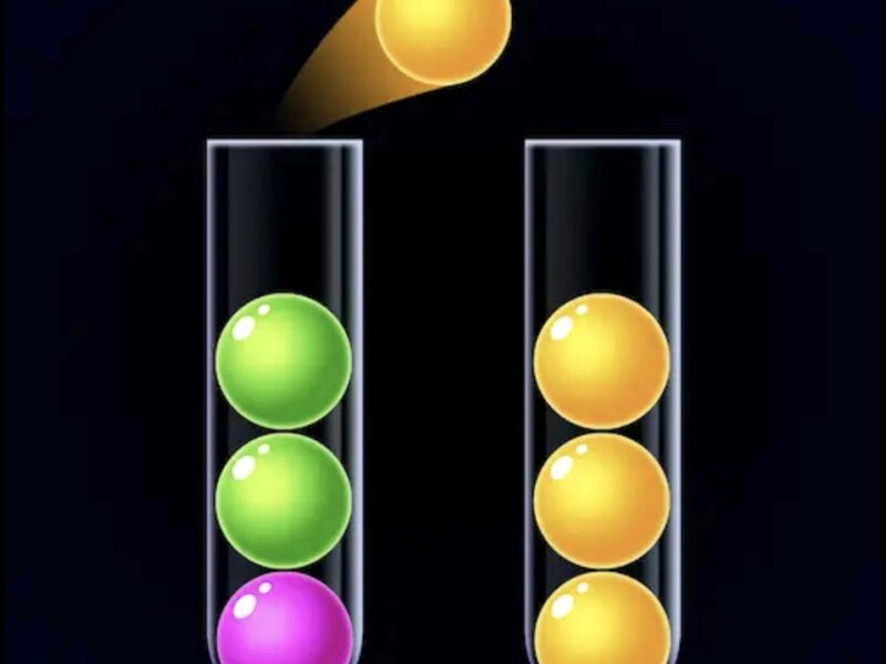 Ball Sort Puzzle App Review