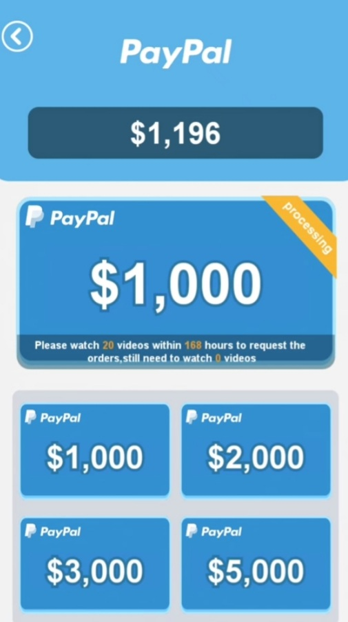Great Number Ten Payouts