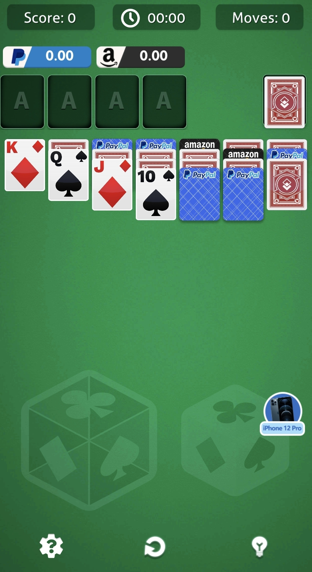 How does Solitaire Kings work