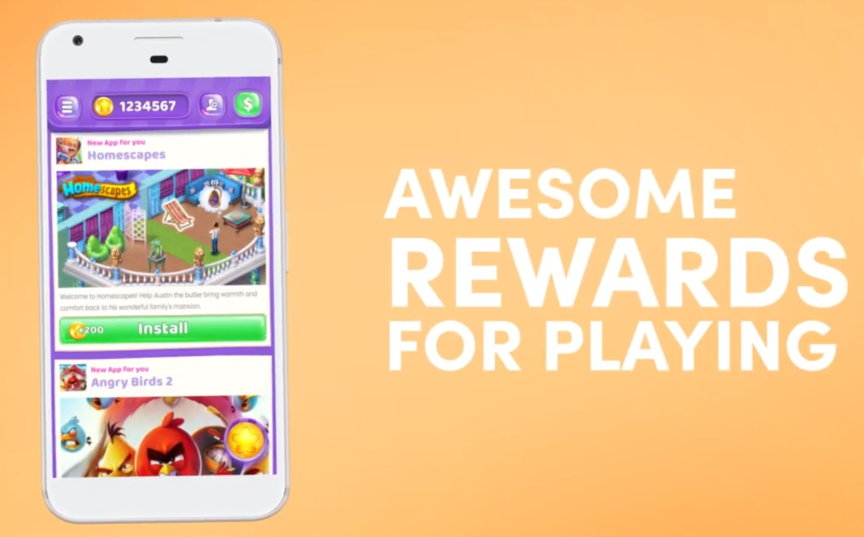 Coin Pop awesome rewards