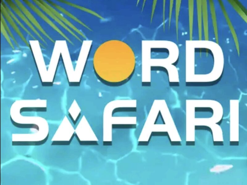Word Safari App Review